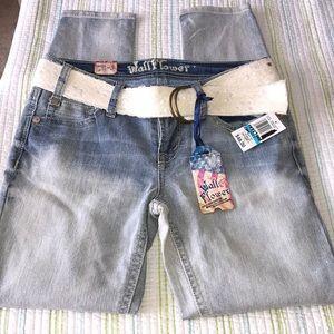 Wallflower Sassy Skinny Jeans 1590